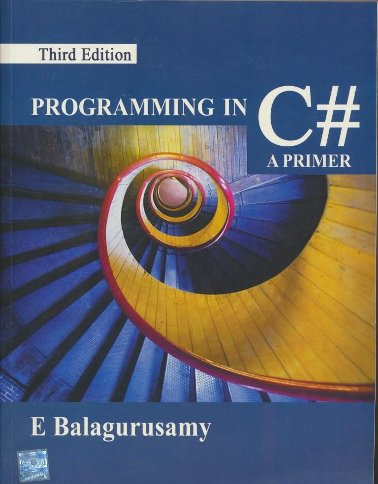 balagurusamy c programming and data structures