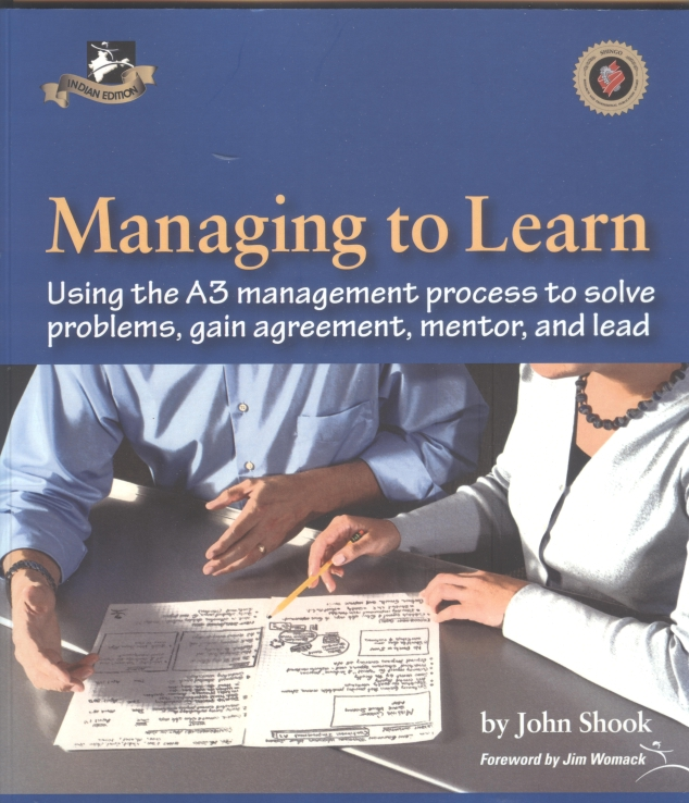 Managing to Learm by John Shook