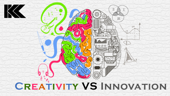 Creativity vs Innovation_KKBOOKS